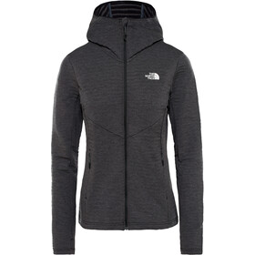 The North Face Impendor Light Midlayer Hoodie Dame tnf black heather